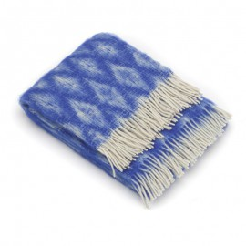 Bacoli Mohair throw