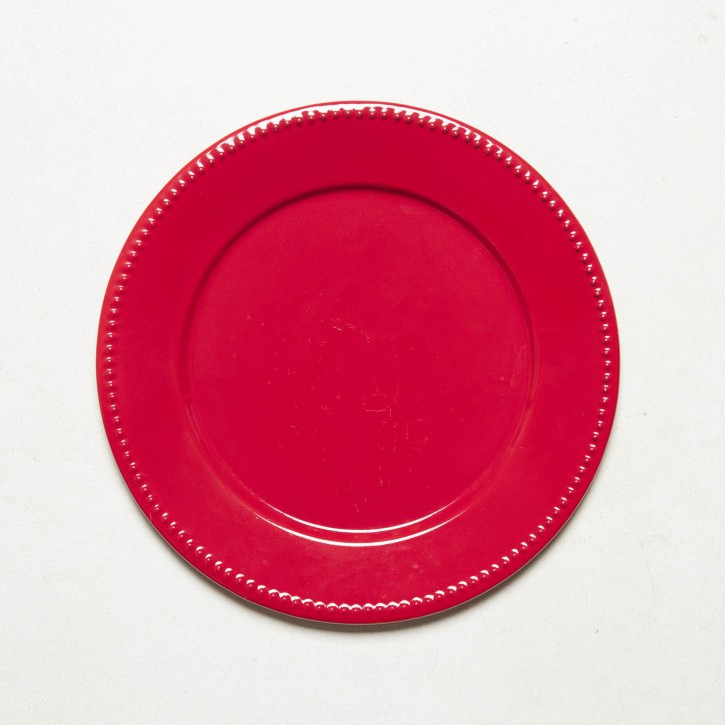 Agliano Serving plate