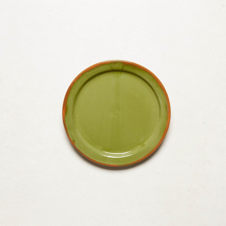 Cannizzaro Frolic Green Dinnerware