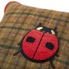 Lusty Red Ladybird  45x45