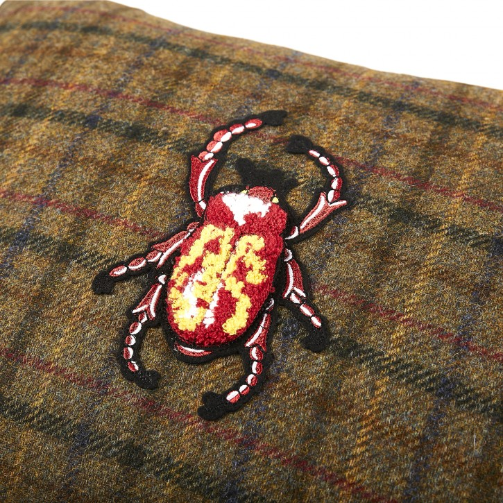 """Gypsy Red Beetle  23,6""""x17,7"""""""