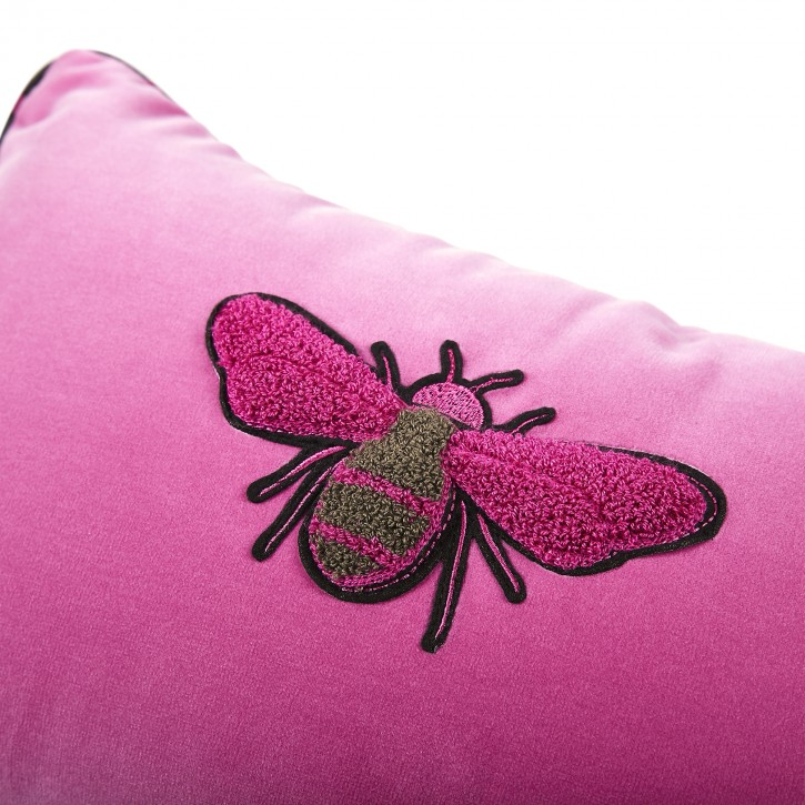 """Prominent Pink Bee 17,7""""x11,8"""""""
