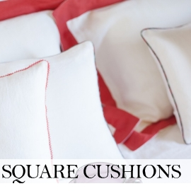 Large Square • Cushions