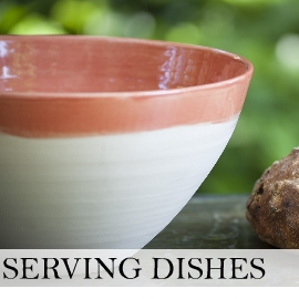 Serving Dishes • Salad Bowls