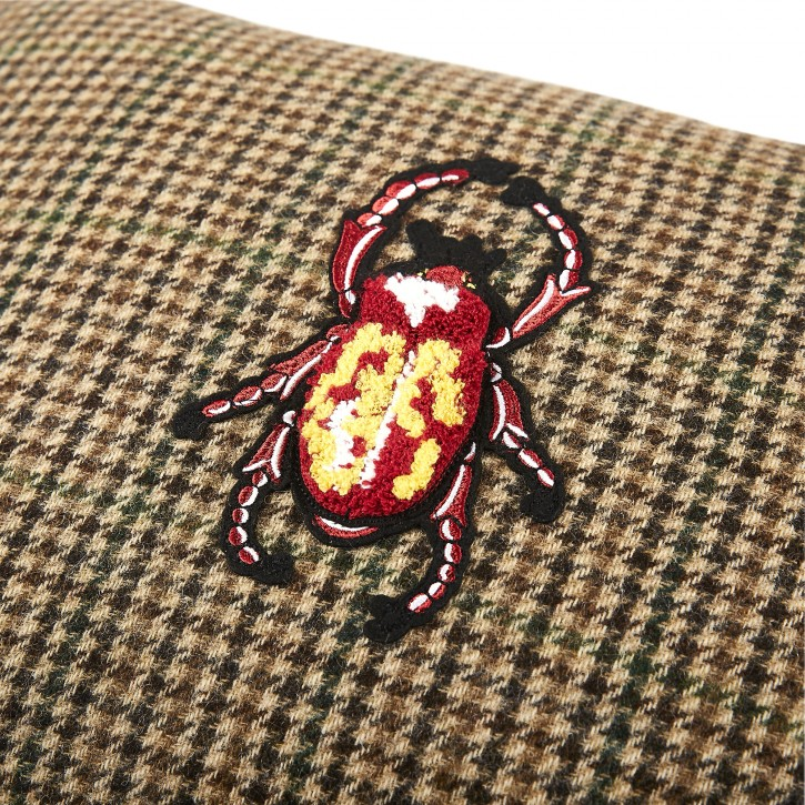Gypsy Red Beetle  60x45