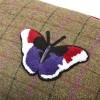 "Valiant Violet Butterfly  23,6""x17,7"""